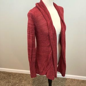 Angel of the North cardigan pink M Anthropologie